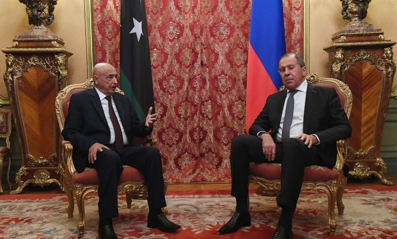 Photo of HoR Speaker says no military solution in Libya, Russian mediation is welcome