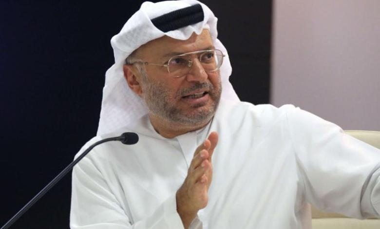 Photo of UAE's Foreign Minister calls for ignoring regional incitement in Libya