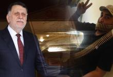 Photo of Al-Sarraj promotes a gunman from armed groups to diplomatic missions