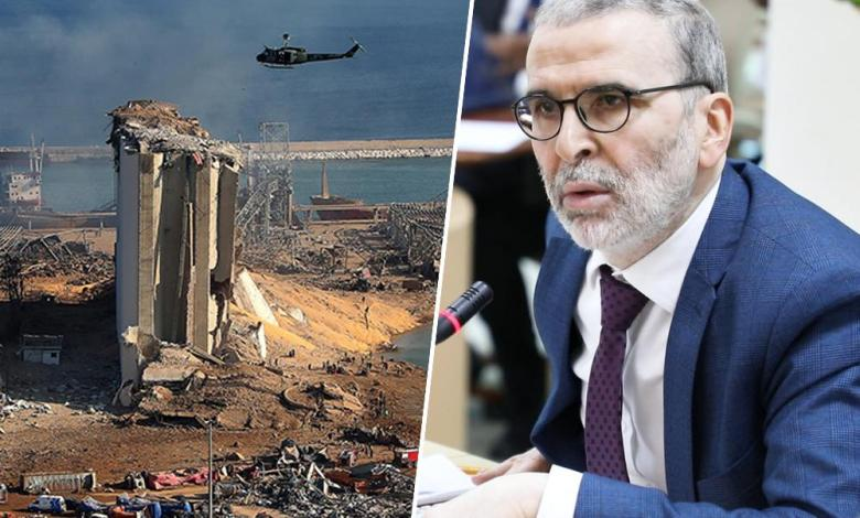 Photo of Sanalla warns of a bigger catastrophe than Beirut port blast