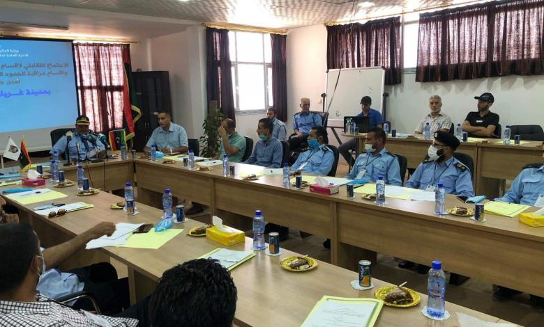 Photo of Customs Authority reveals to 218News details of anti-fuel smuggling meeting