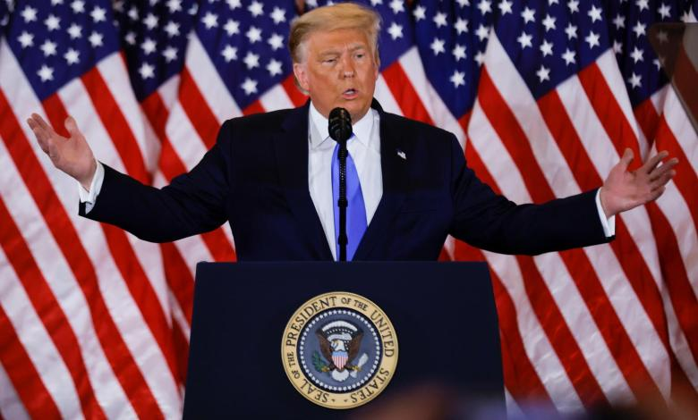 Photo of Trump says he won US elections, warns of fraud