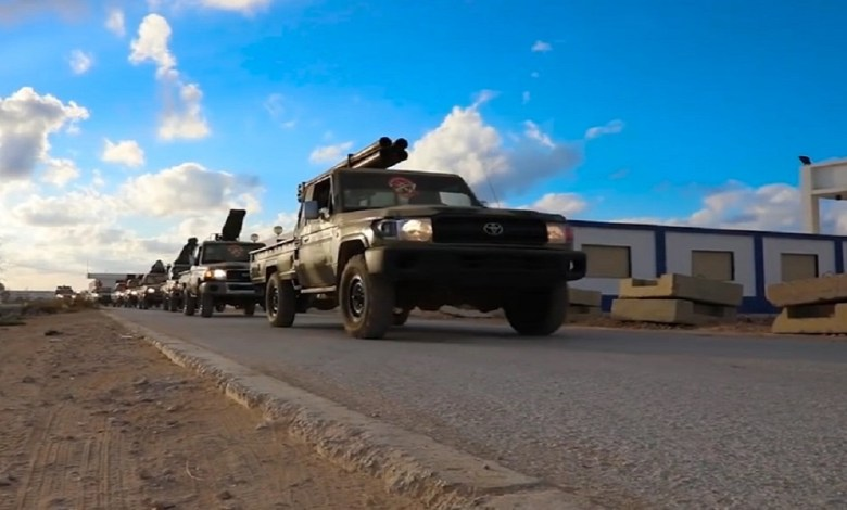 Photo of Egypt: Sirte-Jufra line calmed conflict in Libya, led to dialogue