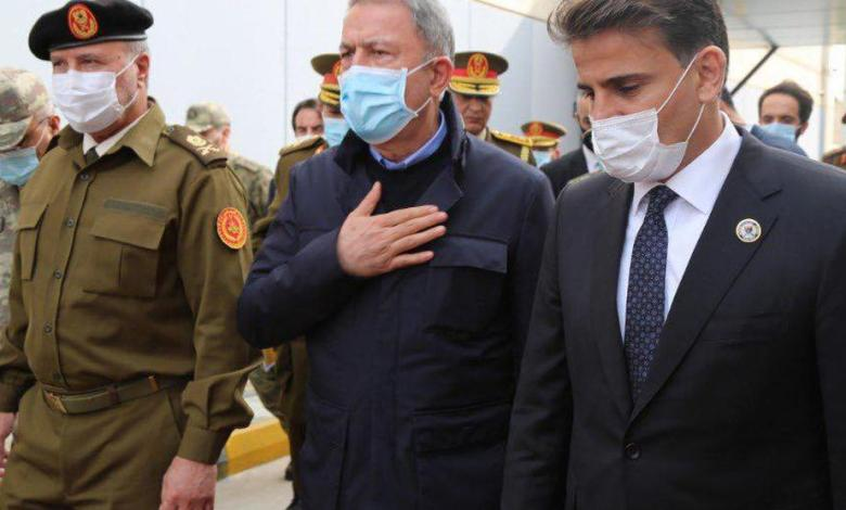 Photo of 218News reveals details of Turkish military delegation's visit to Tripoli