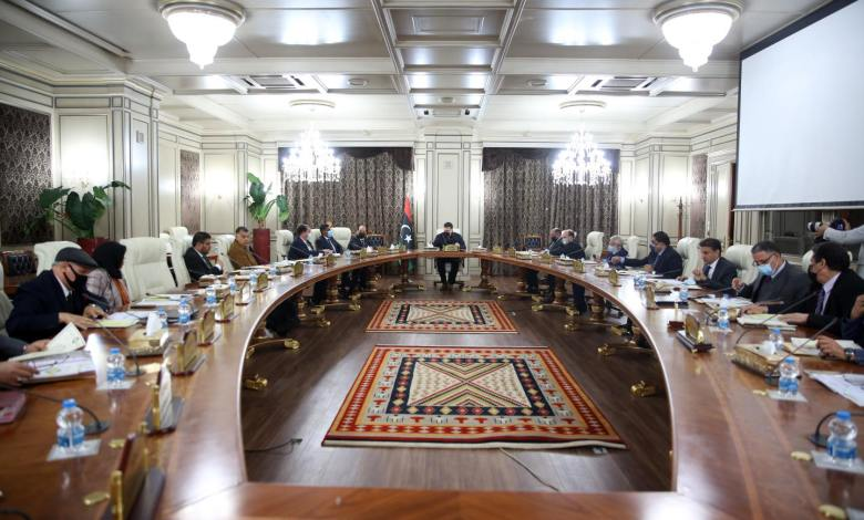 Photo of GNA discusses dividing Libya into 7 economic districts and 12 administrative districts
