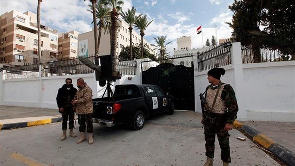 Photo of Source to 218News: Egyptian delegation visits Tripoli to ropen the embassy