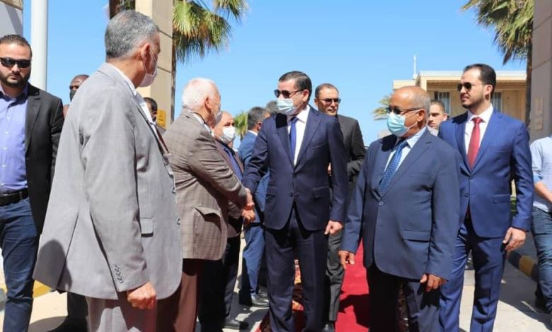 Photo of Dbeibah calls for an army capable of securing Libyan sovereignty