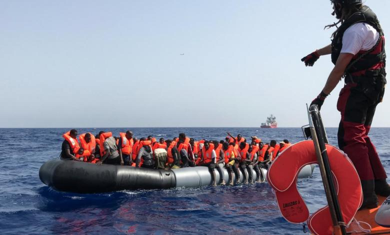 Photo of State Minister for immigration affairs says Libya is cooperating with Europeans to control the influx