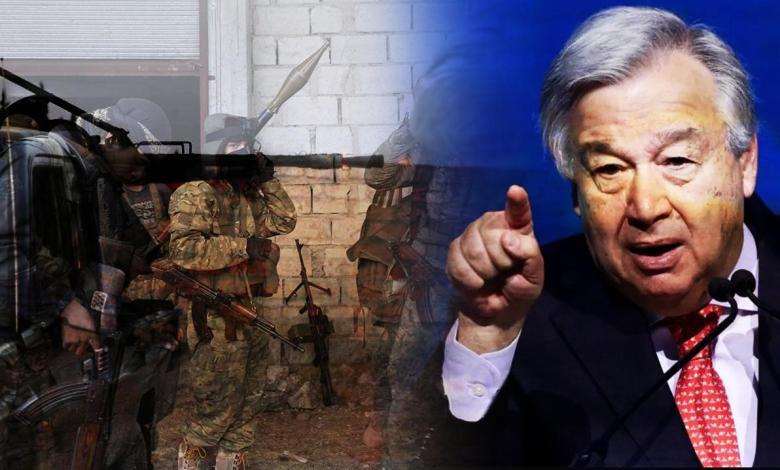 Photo of Guterres: Number of mercenaries in Libya hasn't decreased yet