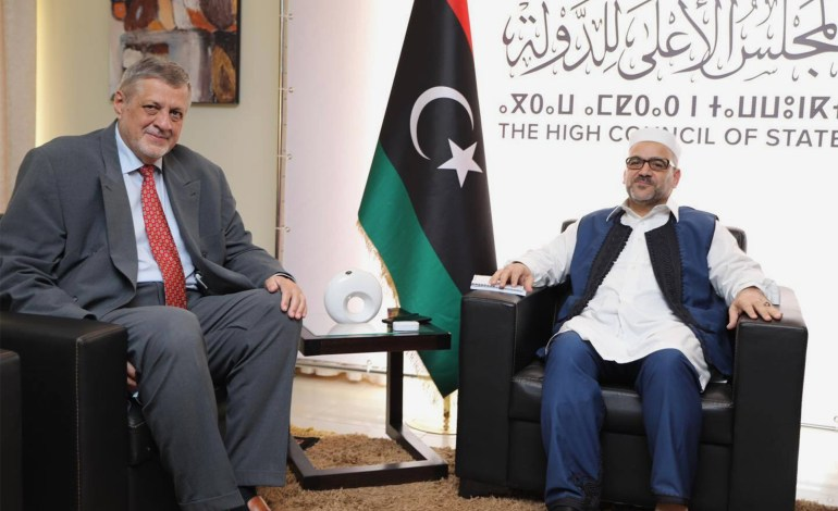 Photo of Al-Mishri pushes for constitutional referendum before general elections