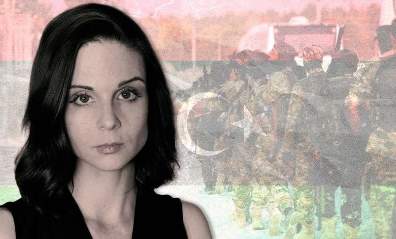 Photo of Lindsey Snell: Ceasefire led Turkey's mercenaries to become drug traffickers in Libya
