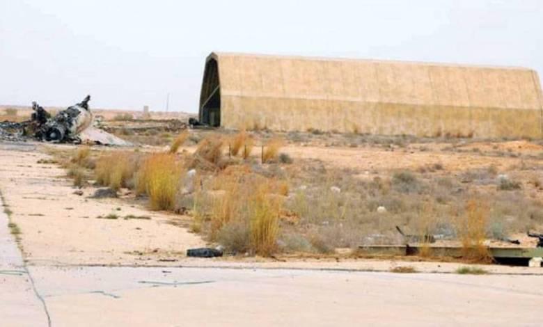 Photo of News of reports on presence of terrorists in Libya's Al-Wattia base