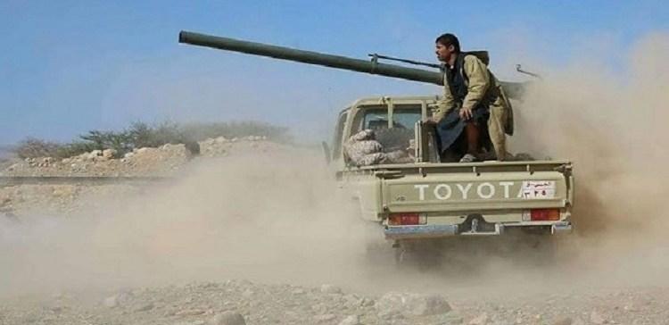The National Army Controls Al-Sahaf Mount East of Sana'a.