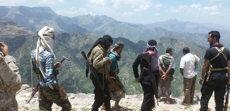 At least 12 militias killed in clashes with NA in Taiz