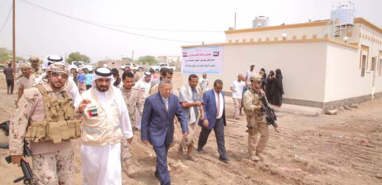 Prime Minister inspects security, services in Mocha