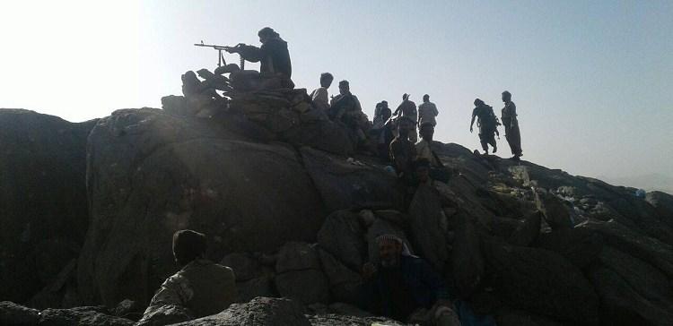 NA made new advances against militia in Saada