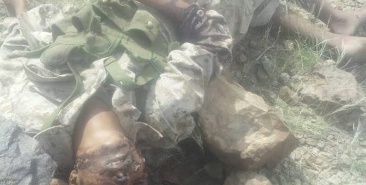 P.R Destroyed Militias' OPS Room in al-Bayda