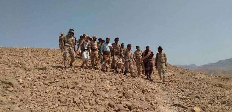 Al-Jawf. . airstrikes destroy two militia vehicles , NA foils offensive