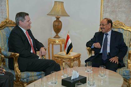 VP tells US ambassador Iran maintaining arms supply to Houthis