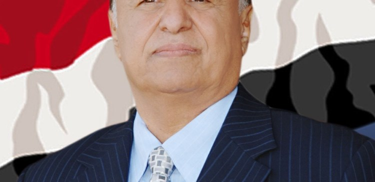 President Hadi: Military solution is more plausible given the militias' intransigence