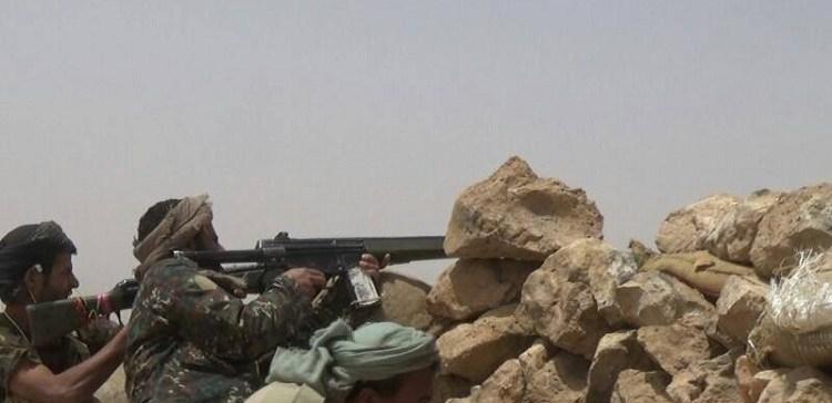 Al-Jawf…. national army progressing, recaptured strategic sites