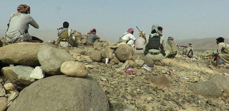 violent clashes, artillery shelling in Serwah, Nihm eastern Sana'a