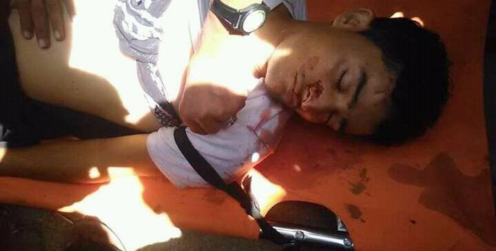 Houthi-Saleh snipers shot dead young civilian in Taiz