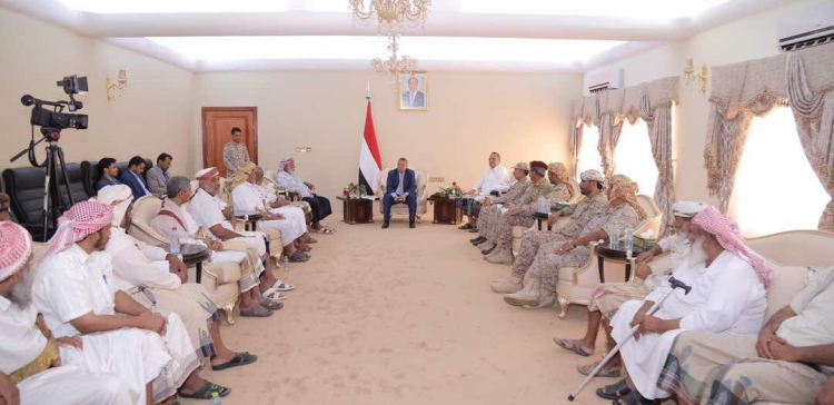 PM:Yemenis will not accept to be ruled by militias