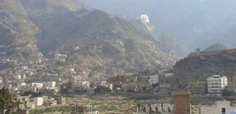 NA inflicted casualties on coup militias in Taiz