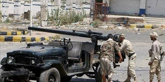 Four militia rebels killed in clashes southeast Taiz