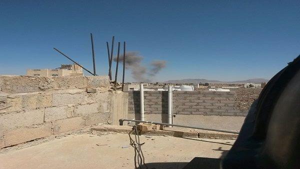 seven coup militias killed eastern Sana'a