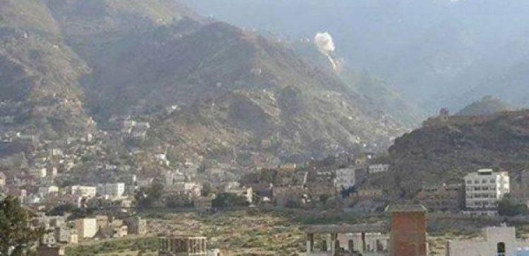 National Army liberates strategic Han mountain in Taiz