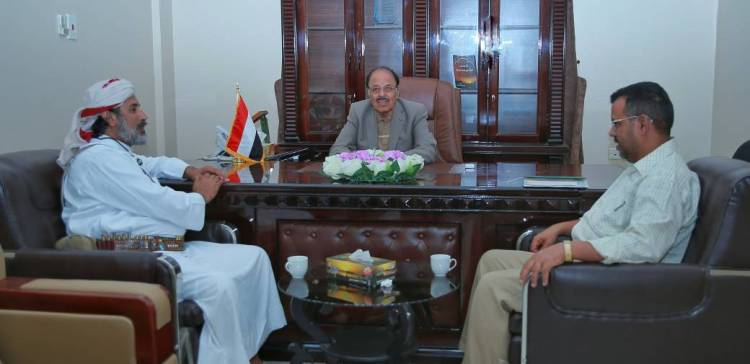 VP emphasizes on efforts to fulfill people's demands in al-Jawf