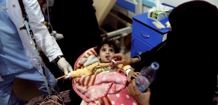 Cholera Outbreak in Yemen Drops Sharply