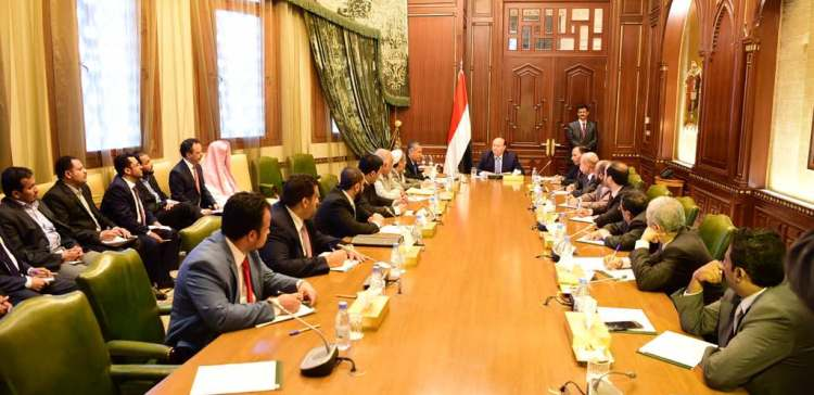 Hadi lauds political stakeholders' united stance to topple coup