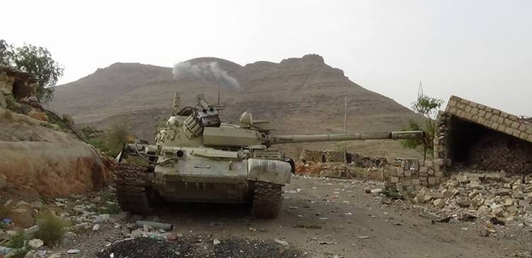 Sana'a…battles continue, army forces control fresh positions