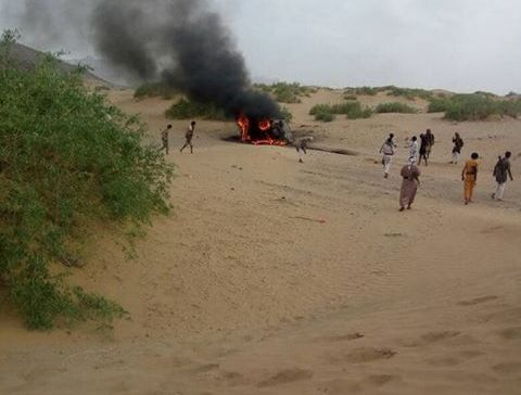 Four killed in landmine explosion in Shabwa