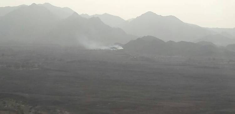 Jets destroy Houthi militia reinforcements in Serwah