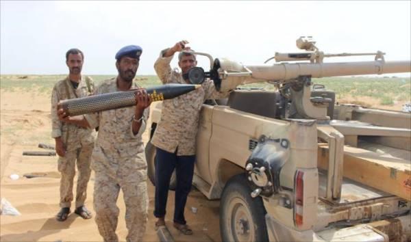 Hajjah…Houthi militia losses key areas in Harrad