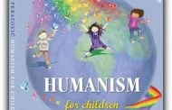 "Breaking news: PDF version of English and German issue of the book ""Humanism for Children"" is online"