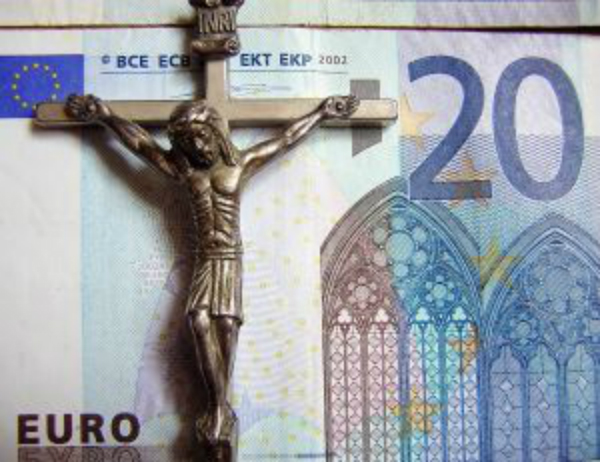 Money for Church in Croatia