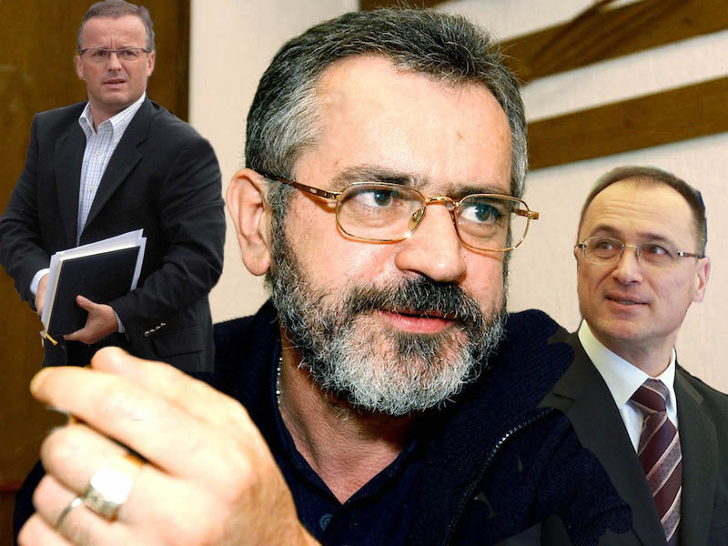 Connected with the Gospić case: Dragan Lozančić and Vladimir Faber may not head the secret service and the police