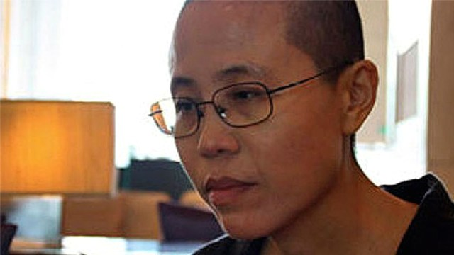 Liu Xia, widow of Chinese Nobel laureate Liu Xiaobo, is shown in an undated photo. Photo courtesy of Liu Xia