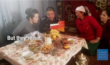 Xinjiang Officials Live with Residents to Investigate Belief