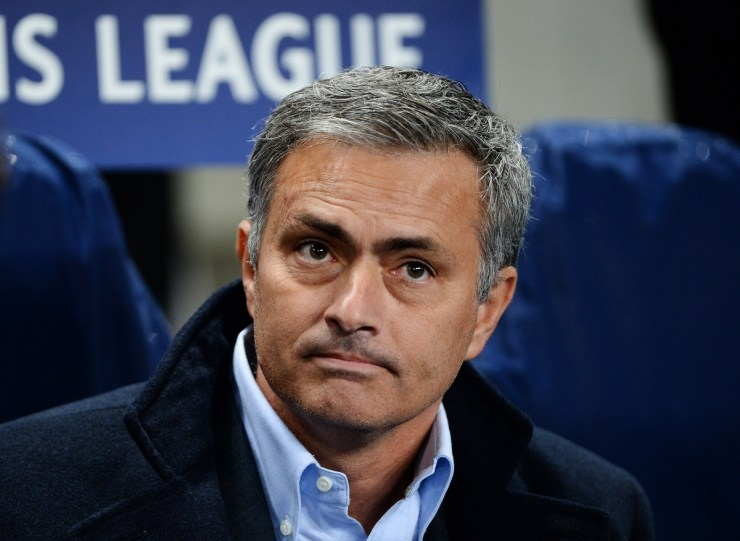 Jose Mourinho umutoza mushya w'ikipe ya Manchester united.