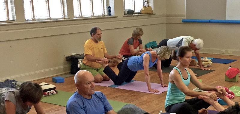 Anelina's Yoga