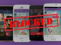 viber blocked in bangladesh