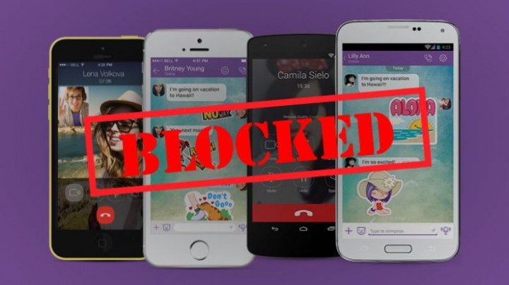 viber blocked in bangladesh