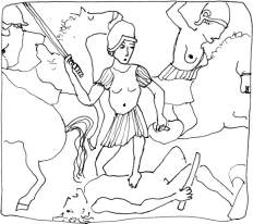 womenstories_Roman_battle_Amazons