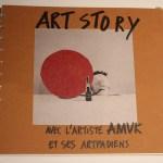 Artpad bookcover.